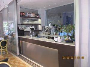 BAR esterno Hotel Bibione